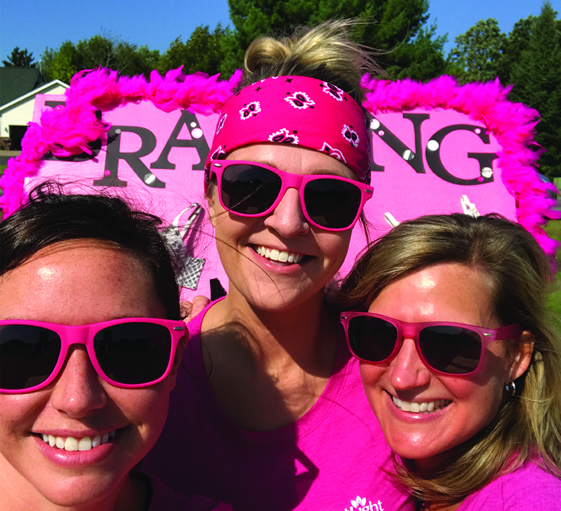 Celebrating Breast Cancer Awareness Month