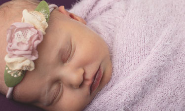 Baby Rayven Gene Fore