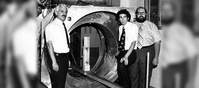 First MRI