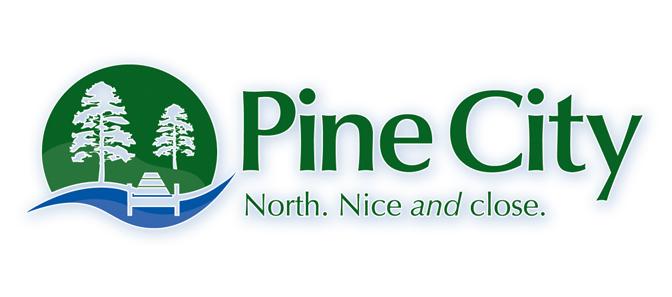 Pine City logo