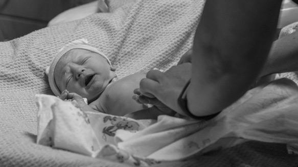 Baby Kathyrn Dahlquist