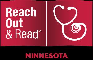 Reach Out & Read Minnesota Logo